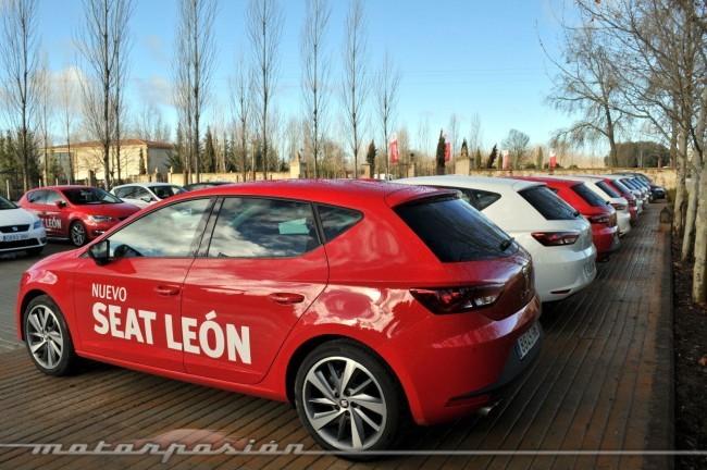 Seat León, Toma de contacto