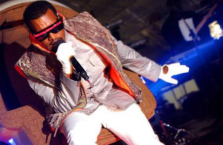 Los 10 hombres estadounidenses con más estilo del momento, Kanye West
