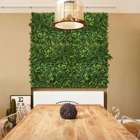 verde en casa