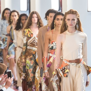 El tercer día de la Semana de la Moda de París viene fuerte: Chloé, Isabel Marant y Off-White llegan con sus propuestas más cool