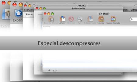 Especial descompresores para Mac