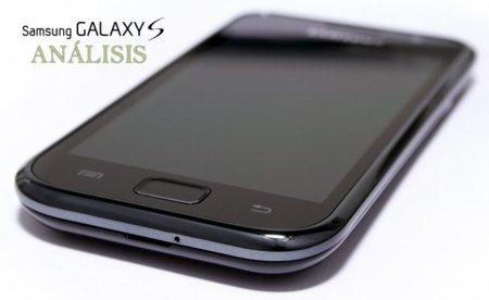 Samsung Galaxy S, análisis (II): llevando a Android 2.1 por el buen camino