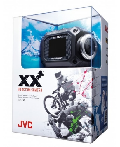 JVC action camera