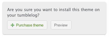 Tumblr empieza a ofrecer servicios de pago: posicionamiento y temas premium