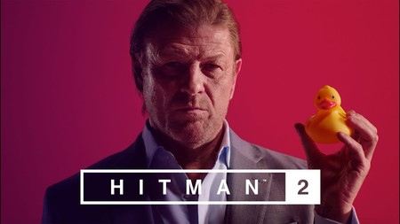 El mismísimo Sean Bean protagoniza el tráiler de lanzamiento de Hitman 2