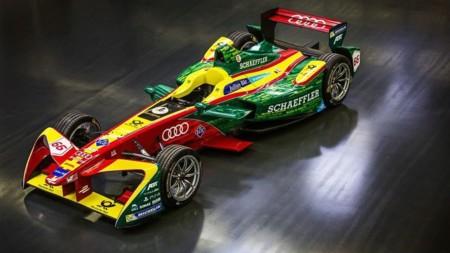 Audi entrará con equipo propio a la Fórmula E para la siguiente temporada