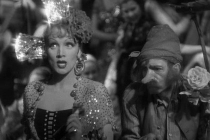 'The Devil is a Woman', la Dietrich, y española