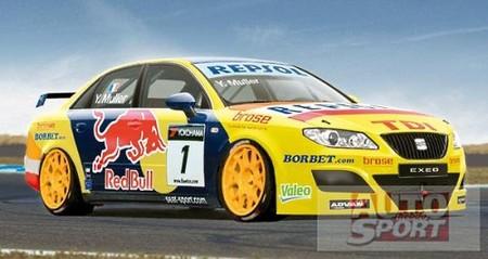 El SEAT Exeo podría debutar el 2011 en el WTCC