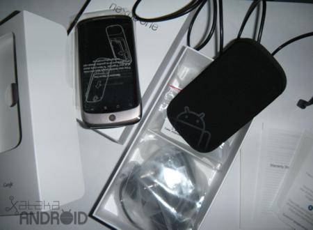 Unboxing Nexus One