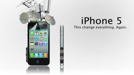 iPhone 5 en el tercer trimestre de 2011 según un diario chino