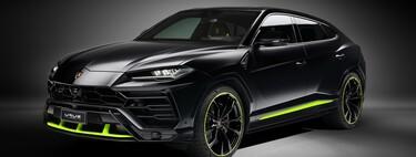 Lamborghini Urus Graphite Capsule, el lado misterioso del SUV con alma de superdeportivo