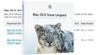 Apple envía la primera beta de Mac OS X 10.6.7 a los desarrolladores