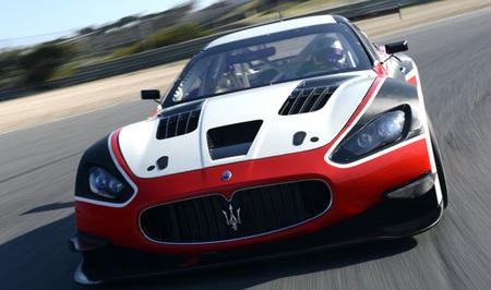 Maserati también se apunta a los GT3 con el Gran Turismo MC