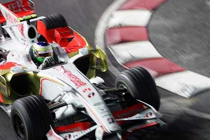 Fisichella y Sutil repetirán con Force India en 2009