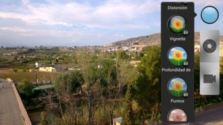 HTC One X filtros