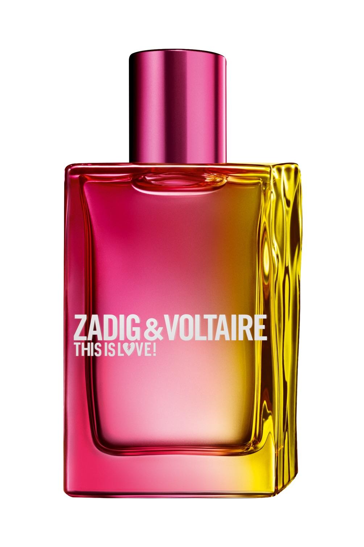 Eau de Parfum This is Love! Pour Elle en envase de 50 ml de Zadig & Voltaire.