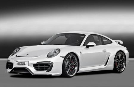 Caractere Exclusive, otro que modifica el Porsche 911 (991)