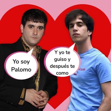 ¡Palomo tiene nuevo maromo! Este es el diseñador que ha devuelto la ilusión a Palomo Spain tras su ruptura con el modelo Pol Roig
