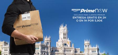 Amazon Prime Now llega a España, ¿quienes serán los ganadores y perdedores?