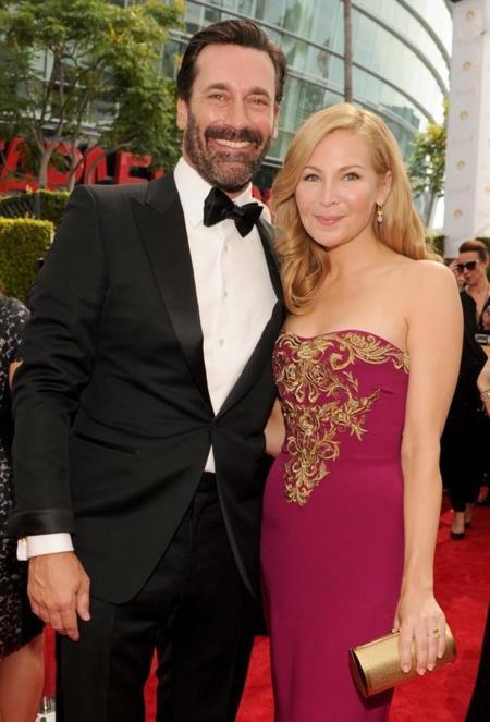 Parejas son amor en los #Emmys2014