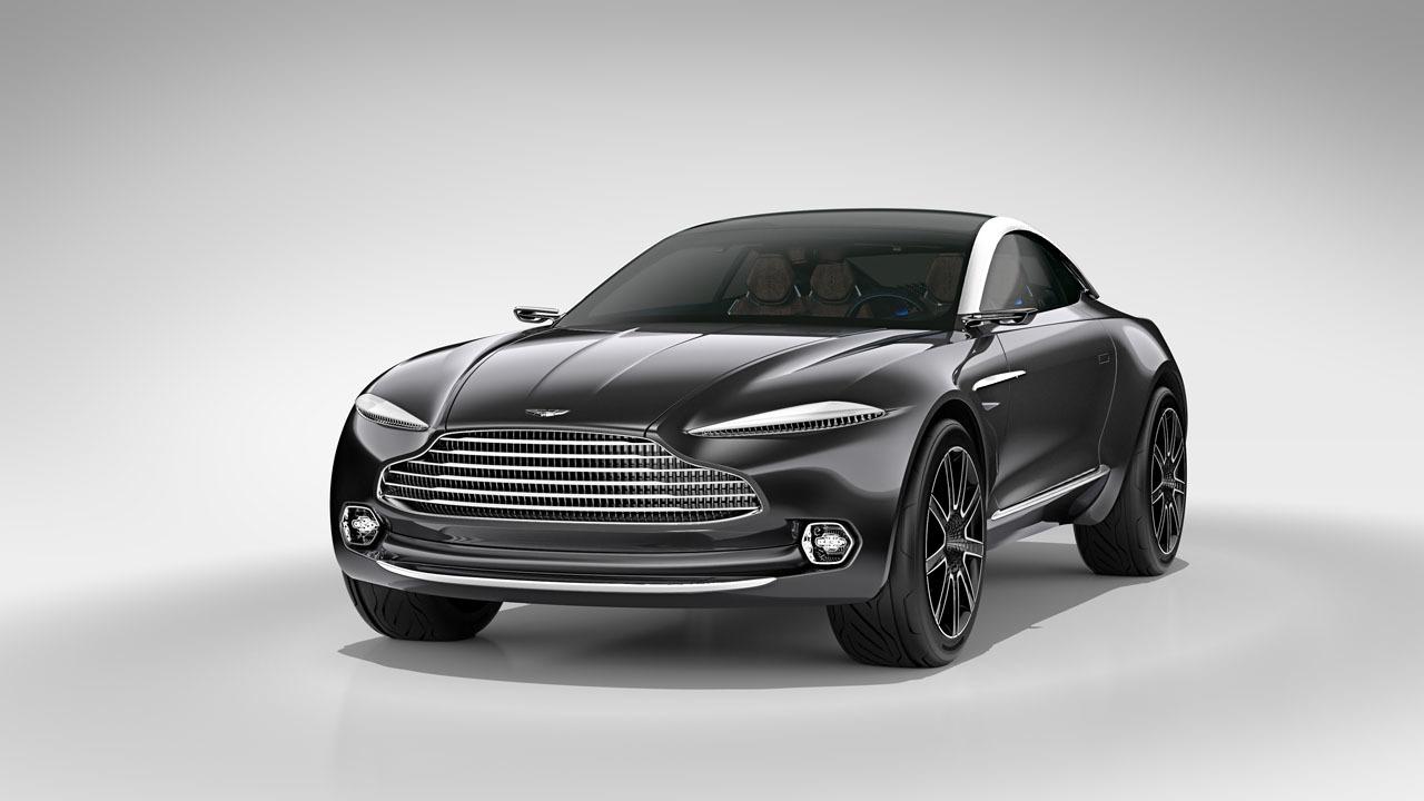 Foto de Aston Martin DBX Concept (10/12)