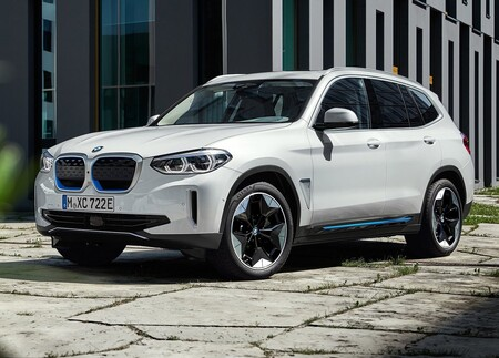 BMW iX3 llega a México