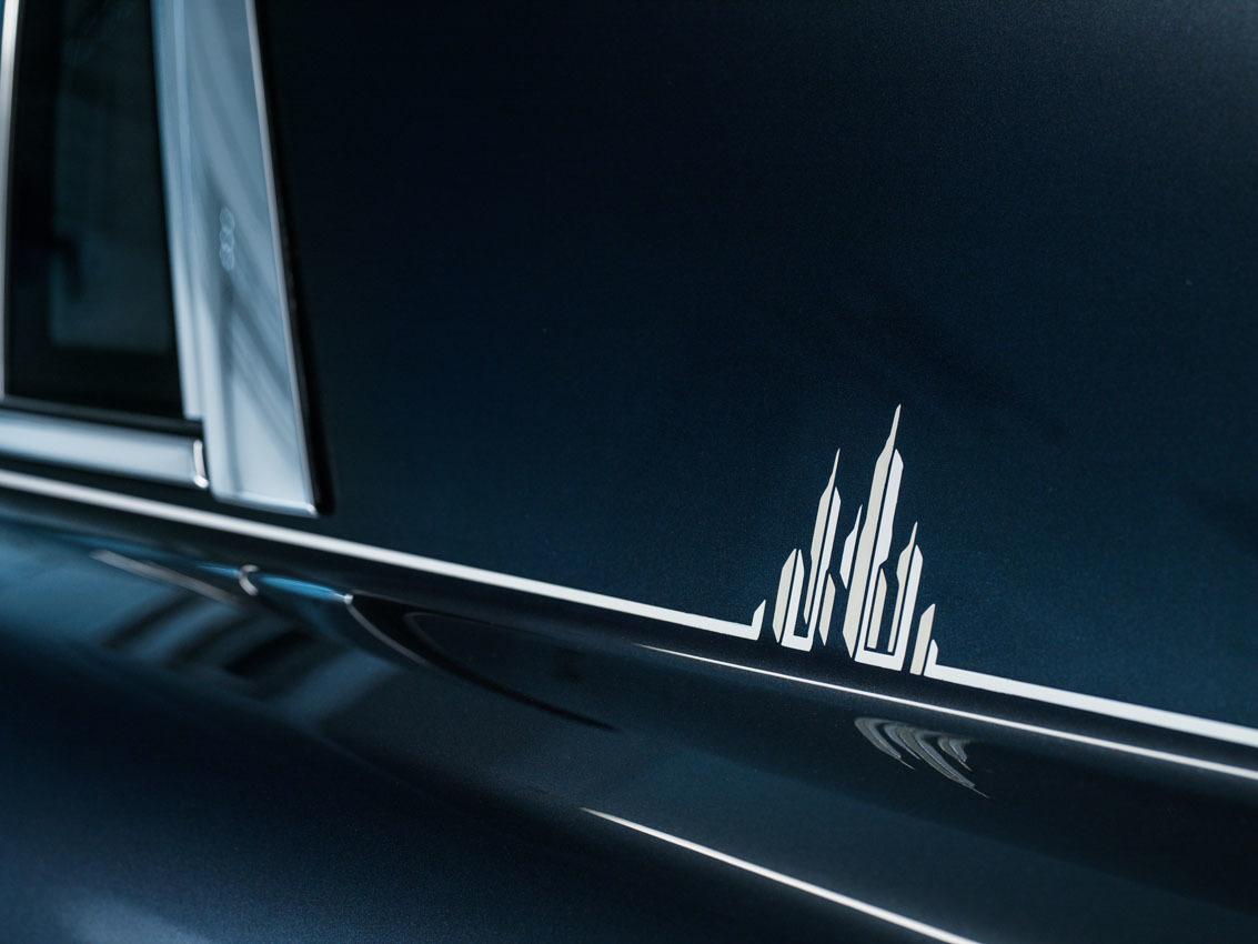 Foto de Rolls-Royce Phantom Metropolitan Collection (4/17)