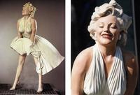 Marilyn Monroe tiene su propia escultura en Chicago