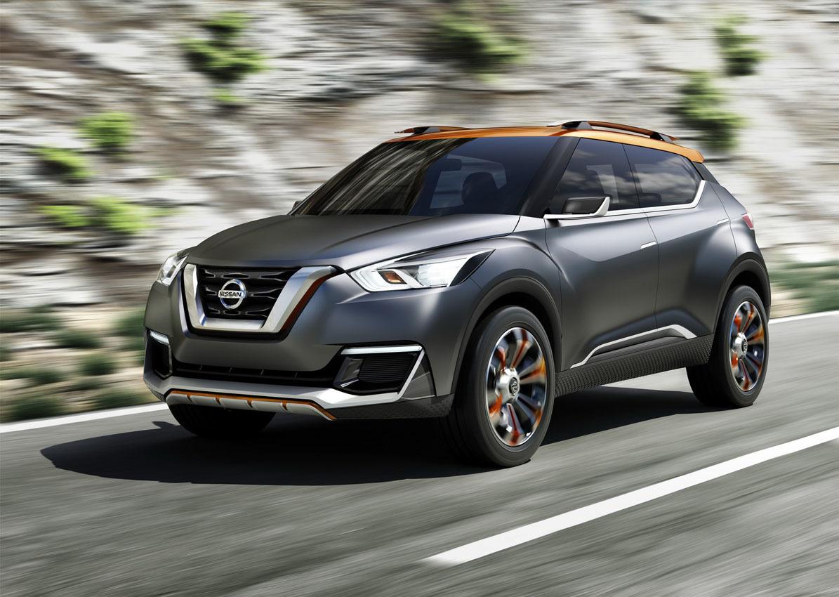 Foto de Nissan Kicks Concept (17/26)