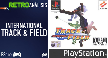 'International Track & Field' para Playstation. Retroanálisis