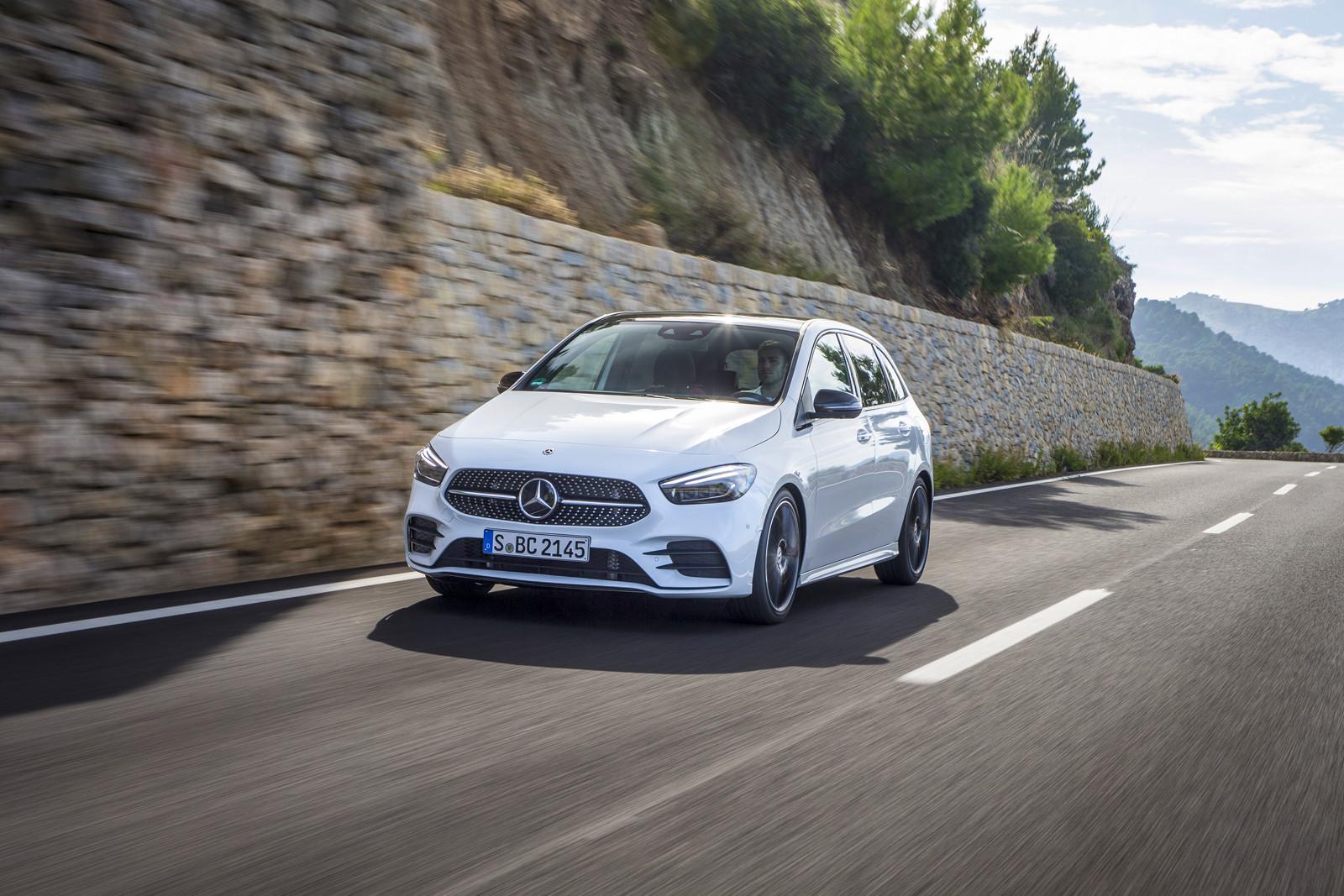Foto de Mercedes-Benz Clase B 2019 (111/157)