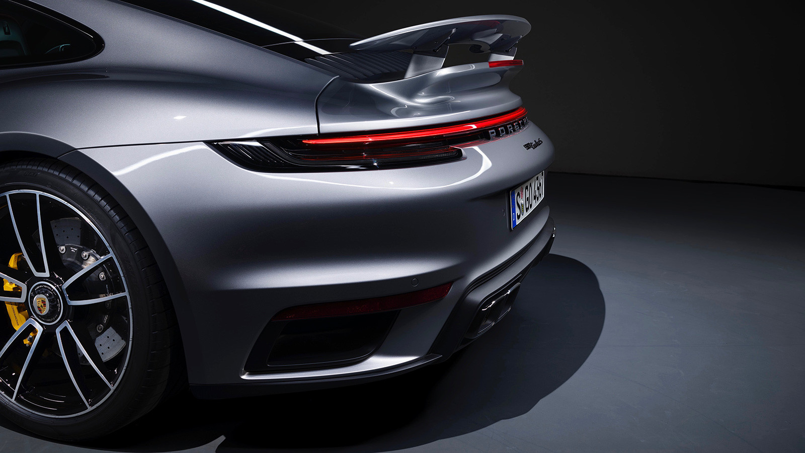 Foto de Porsche 911 Turbo S 2020 (13/18)