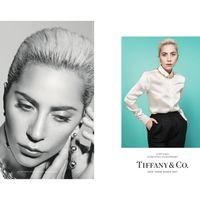Lady Gaga saca su lado más elegante de la mano de Tiffany & Co.