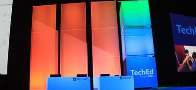 La visión en la Nube de Microsoft, TechEd 2013 Europa