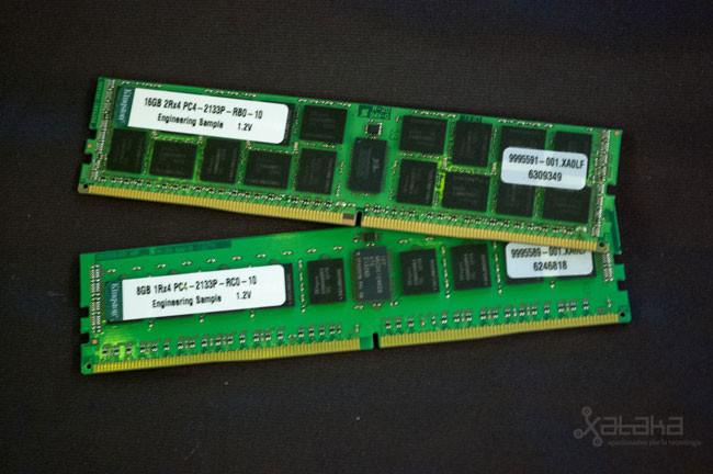 Así es la DDR4 de Kingston que veremos este año