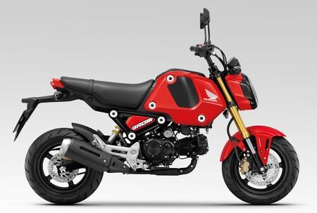 Honda Msx125 Grom 2021 1