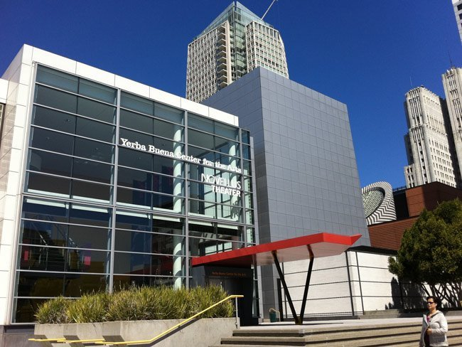 yerba buena center for the arts san francisco california novellus theater