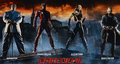 Cómic en cine: 'Daredevil', de Mark Steven Johnson