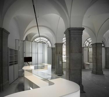 Espacios que inspiran: la Oficina de Turismo de Madrid en la Casa de la Panadería de la Plaza Mayor