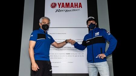 Gerloff Yamaha Sbk 2021
