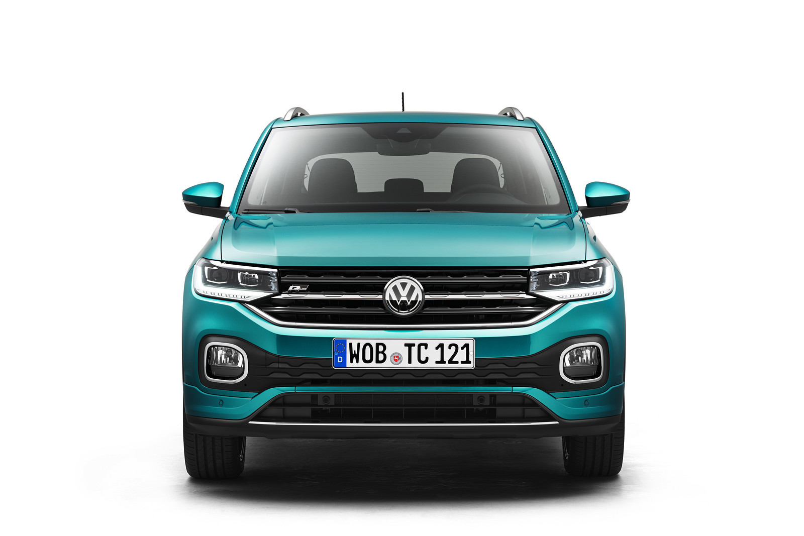 Foto de Volkswagen T-Cross 2019 (22/55)