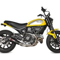 Nuevo escape Scorpion para la Ducati Scrambler