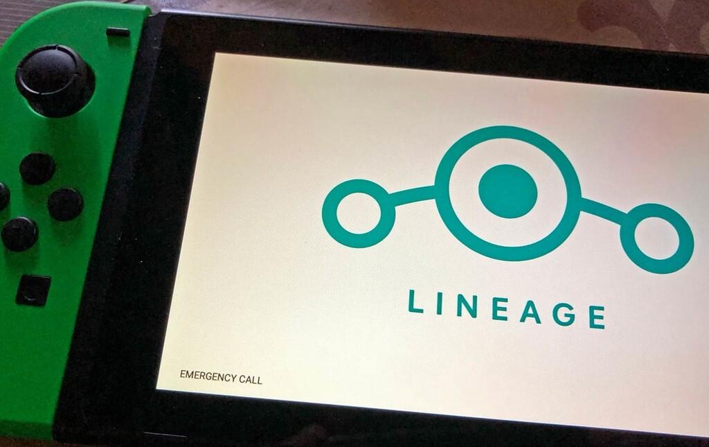 La Nintendo Switch ya tiene Android TV gracias a LineageOS