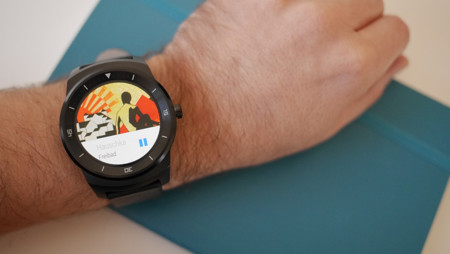 Pantalla Lg G Watch R Review En Xataka