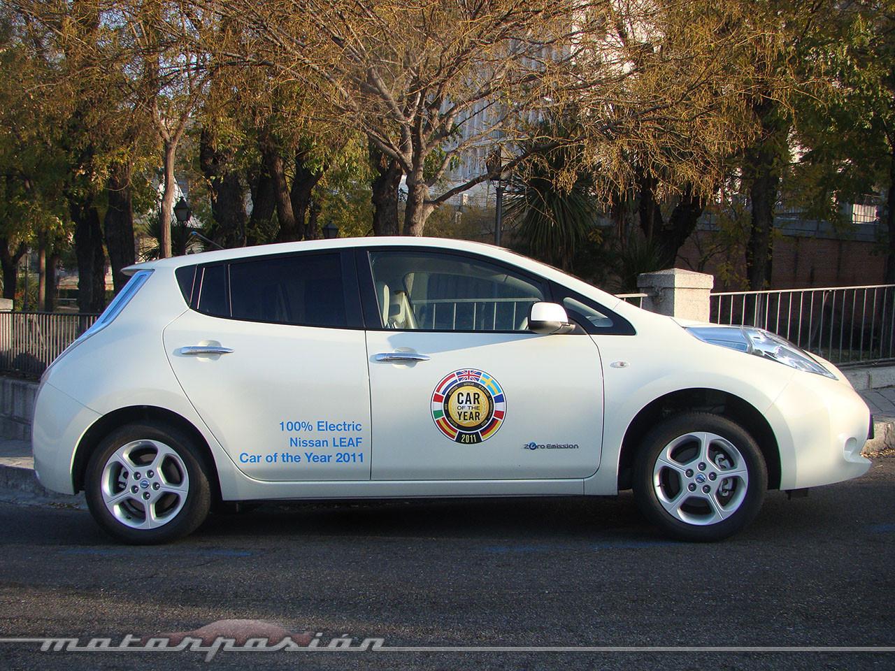 Foto de Nissan Leaf, prueba (2/27)