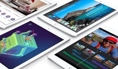 iPad Air 2 y iPad mini 3 ahora disponibles en México