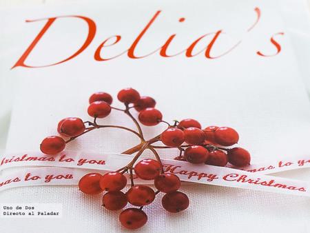 Delia's Happy Christmas. Libro de recetas navideñas