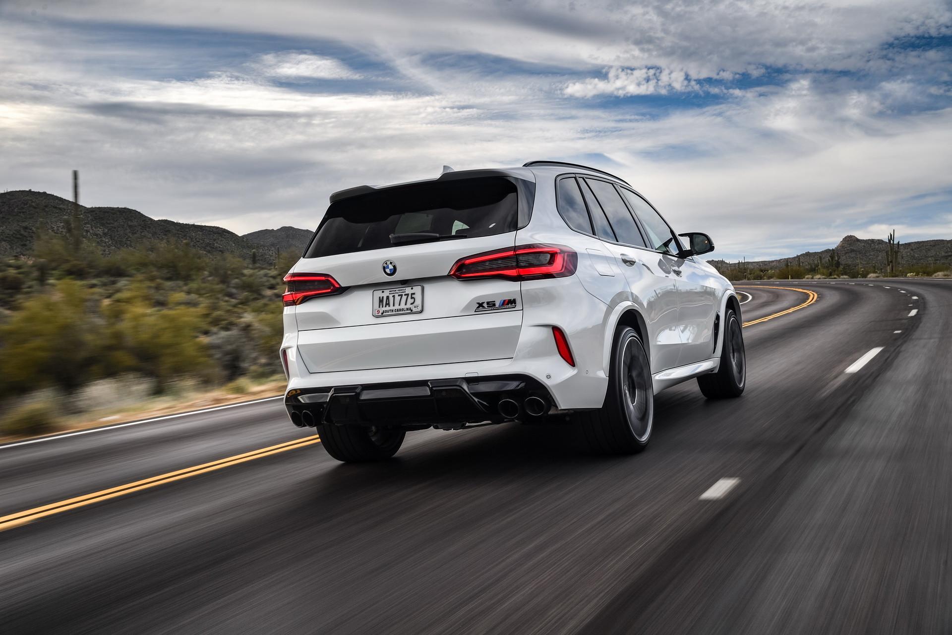 Foto de BMW X5 y X6 M Competition (7/31)