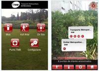 TMB Virtual, aplicación de realidad aumentada para el transporte público de Barcelona