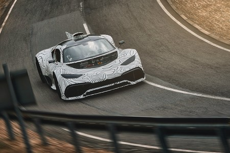 Mercedes Amg Project One 3
